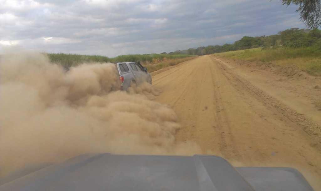 TPC Dust Road