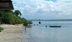 Fishermen in Tanga Bay