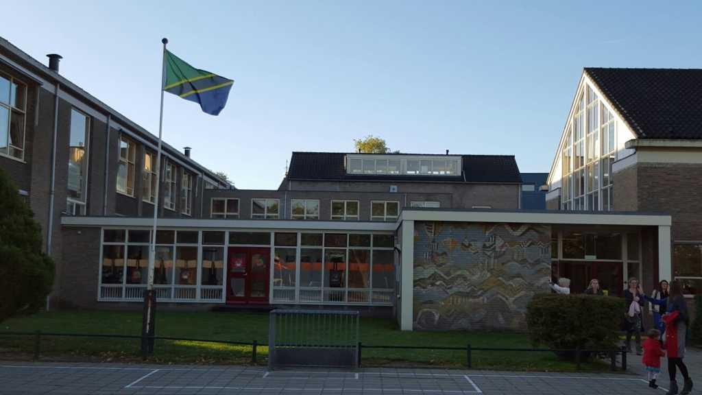 Klein Heyendaal met Tanzaniaanse Vlag